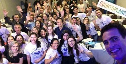 5ª Convenção de Franqueados e Gerentes REDE ORTOPLAN ORTOPLAN Brasil e 1ª Convenção de Franqueados e gerentes REDE TECHNOS 10 de Janeiro de 2019
