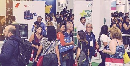 Exposição Comercial - 37º CIOSP - Congresso Internacional de Odontologia de São Paulo